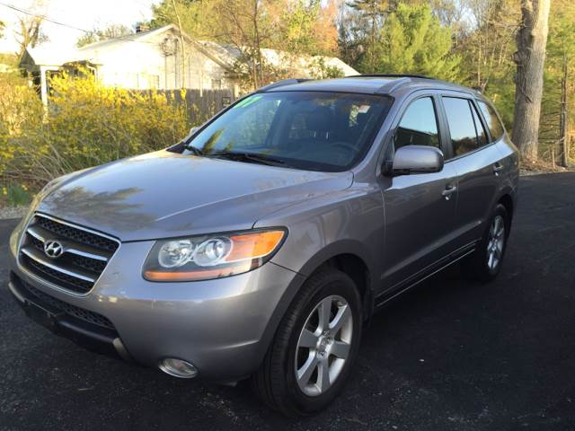 2007 Hyundai Santa Fe for sale at Route 123 Motors in Norton MA
