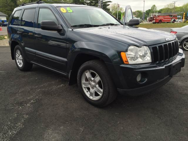 2005 Jeep Grand Cherokee for sale at Route 123 Motors in Norton MA