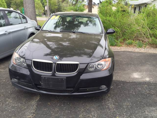 2006 BMW 3 Series for sale at Route 123 Motors in Norton MA