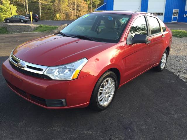 2009 Ford Focus for sale at Route 123 Motors in Norton MA