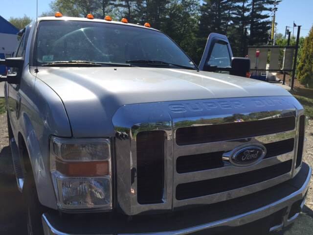 2008 Ford F-350 Super Duty for sale at Route 123 Motors in Norton MA