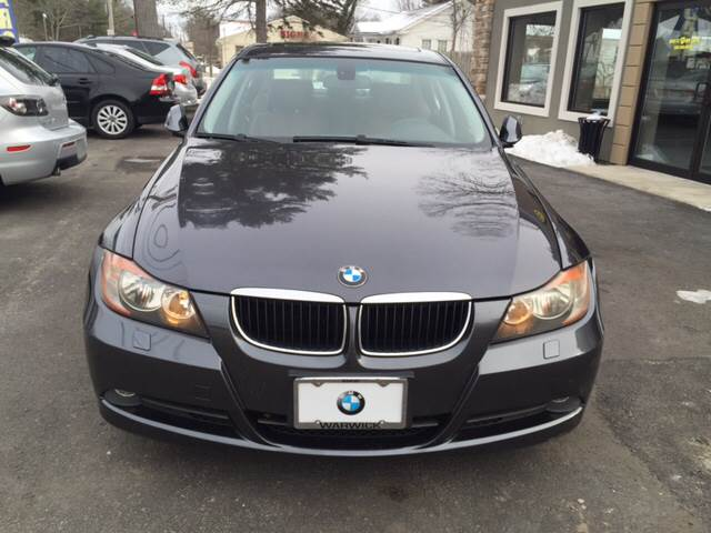 2007 BMW 3 Series for sale at Route 123 Motors in Norton MA