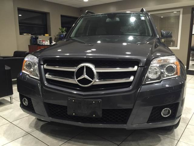 2010 Mercedes-Benz GLK for sale at Route 123 Motors in Norton MA