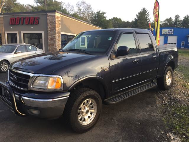 2001 Ford F-150 for sale at Route 123 Motors in Norton MA