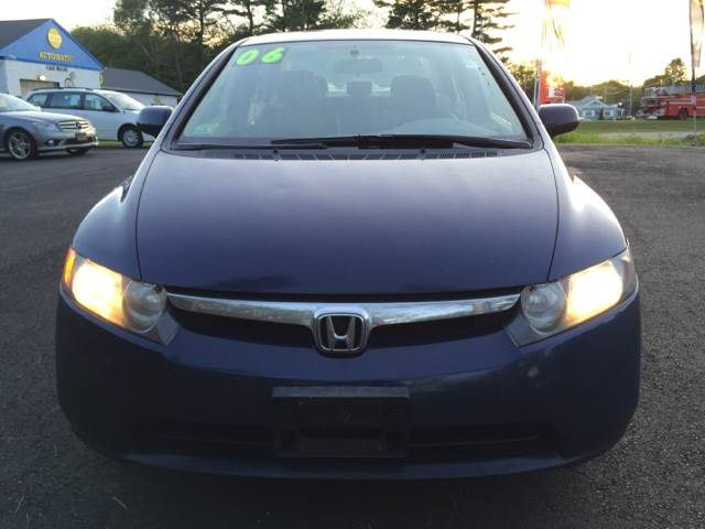2006 Honda Civic for sale at Route 123 Motors in Norton MA