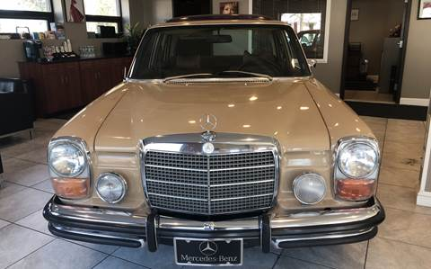 1973 Mercedes-Benz 280-Class for sale in Norton, MA