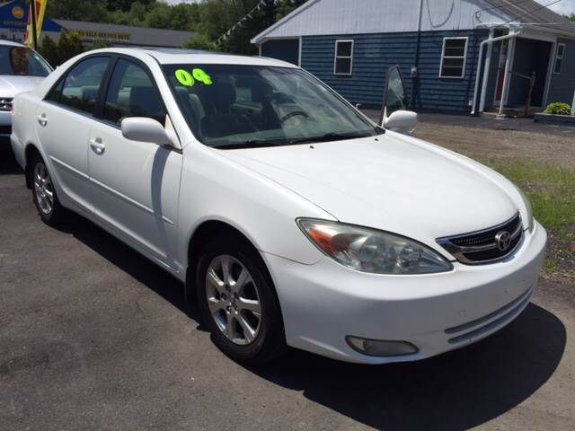 2004 Toyota Camry for sale at Route 123 Motors in Norton MA