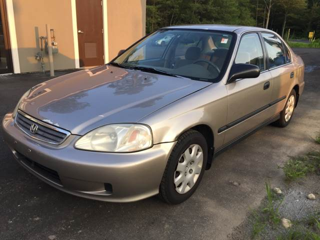 2000 Honda Civic for sale at Route 123 Motors in Norton MA