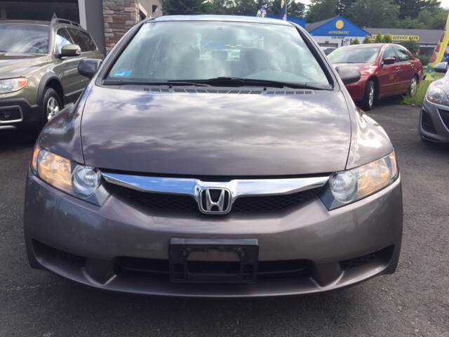 2009 Honda Civic for sale at Route 123 Motors in Norton MA