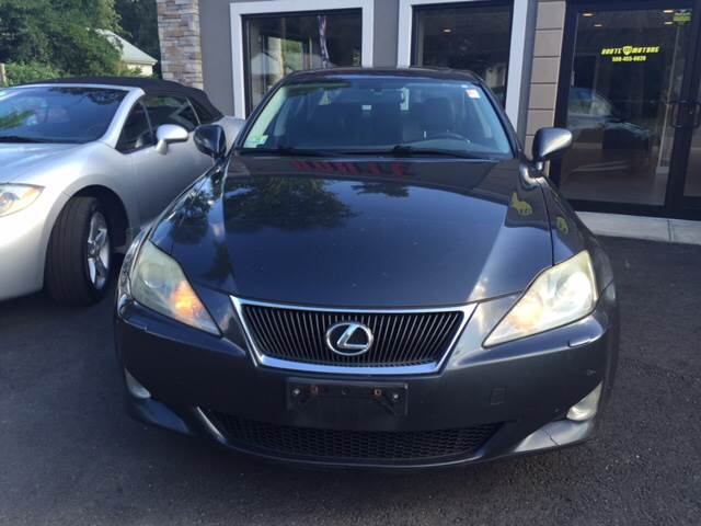 2006 Lexus IS 250 for sale at Route 123 Motors in Norton MA