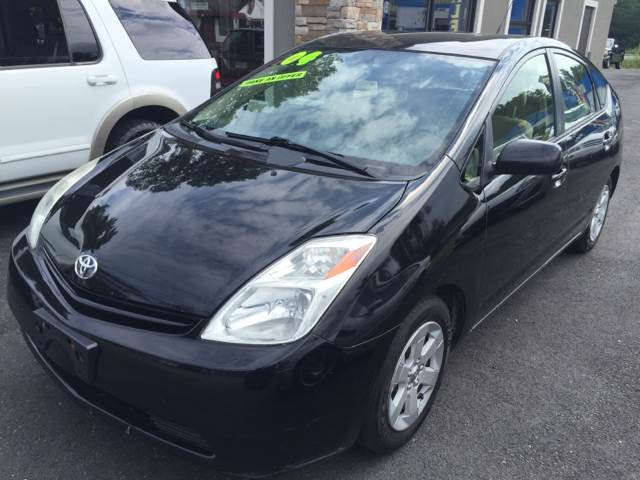 2004 Toyota Prius for sale at Route 123 Motors in Norton MA