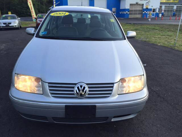 2004 Volkswagen Jetta for sale at Route 123 Motors in Norton MA