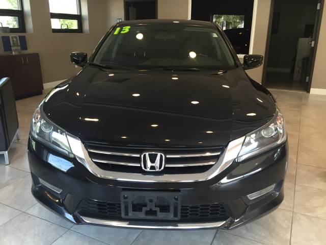 2013 Honda Accord for sale at Route 123 Motors in Norton MA