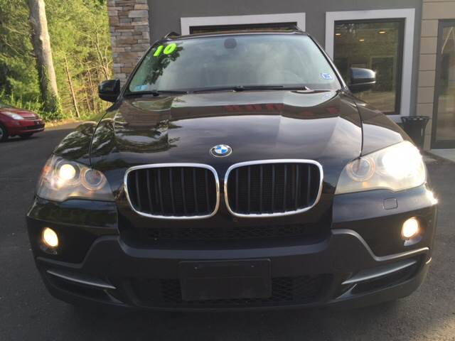 2010 BMW X5 for sale at Route 123 Motors in Norton MA