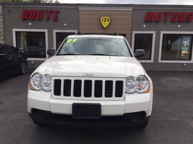 2009 Jeep Grand Cherokee for sale at Route 123 Motors in Norton MA