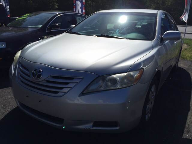 2007 Toyota Camry for sale at Route 123 Motors in Norton MA