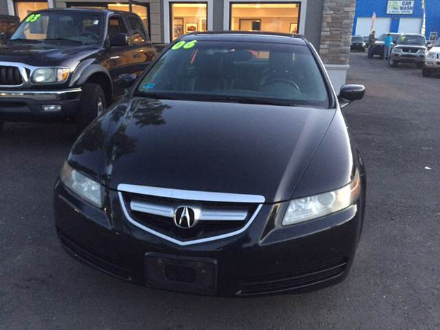 2006 Acura TL for sale at Route 123 Motors in Norton MA