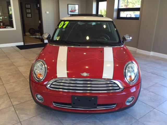 2007 MINI Cooper for sale at Route 123 Motors in Norton MA