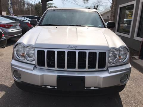 2007 Jeep Grand Cherokee for sale at Route 123 Motors in Norton MA