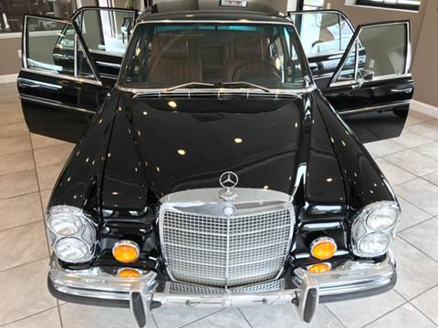 1971 Mercedes-Benz 280-Class for sale in Norton, MA