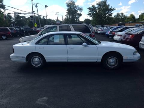 1998 Oldsmobile Regency for sale in Bourbonnais, IL
