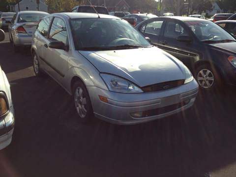 2001 Ford Focus for sale in Bourbonnais, IL