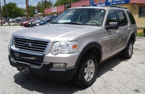 2007 Ford Explorer for sale at Marathon Automotive Group in San Antonio TX