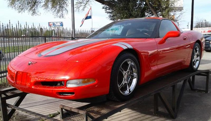 2002 chevrolet corvette in san antonio tx marathon automotive group. Black Bedroom Furniture Sets. Home Design Ideas