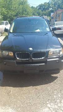 2005 BMW X3 for sale in San Antonio, TX