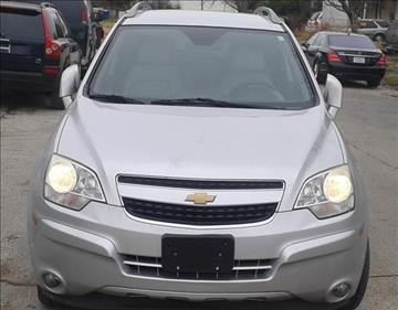 2012 Chevrolet Captiva Sport for sale at Marathon Automotive Group in San Antonio TX