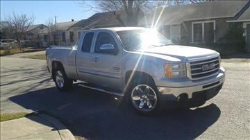 2012 GMC Sierra 1500 for sale at Marathon Automotive Group in San Antonio TX