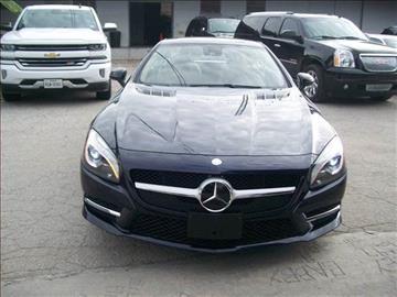 2013 Mercedes-Benz SL-Class for sale at Marathon Automotive Group in San Antonio TX