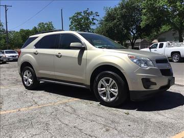 2012 Chevrolet Equinox for sale at Marathon Automotive Group in San Antonio TX