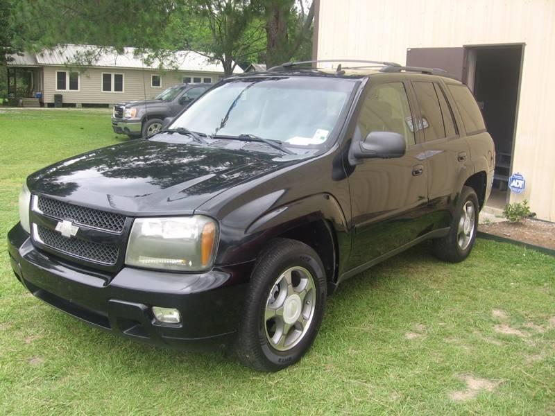 2008 Chevrolet TrailBlazer 4x2 LT3 4dr SUV - Carencro LA