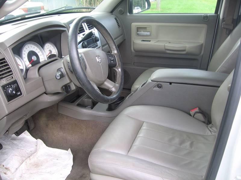 2007 Dodge Dakota Laramie 4dr Quad Cab 4WD SB - Carencro LA