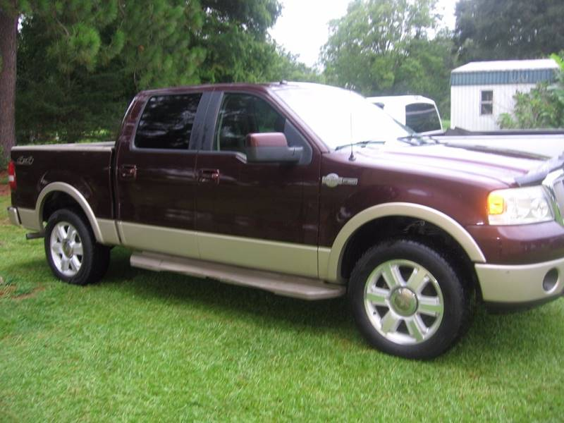2008 Ford F-150 4x4 King Ranch 4dr SuperCrew Styleside 5.5 ft. SB - Carencro LA