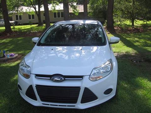 2014 Ford Focus for sale in Carencro, LA
