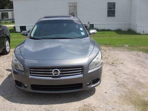 2011 Nissan Maxima for sale in Carencro, LA