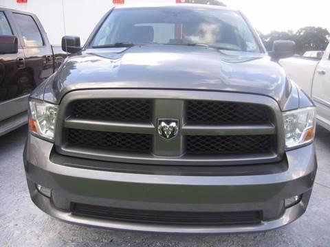 2012 RAM Ram Pickup 1500 for sale in Carencro, LA