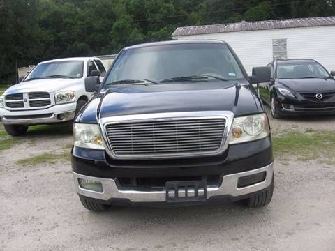 2005 Ford F-150 for sale in Carencro, LA
