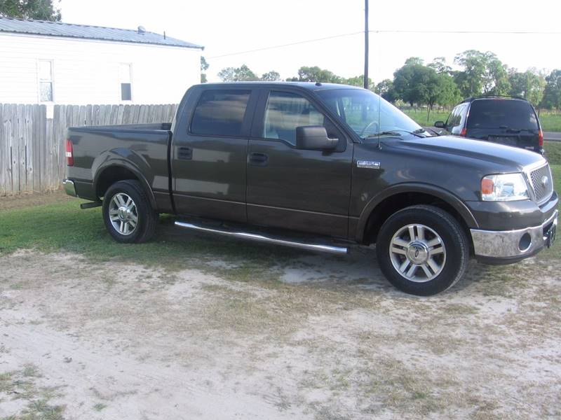 2008 Ford F-150 4x2 Lariat 4dr SuperCrew Styleside 5.5 ft. SB - Carencro LA