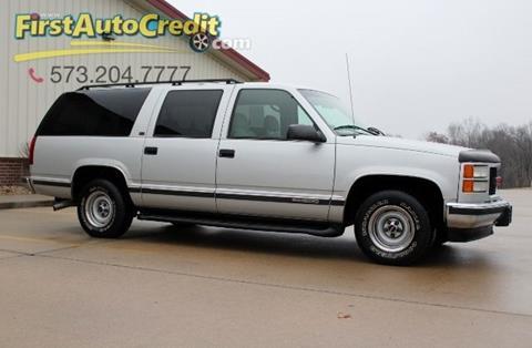 1996 GMC Suburban for sale in Jackson, MO