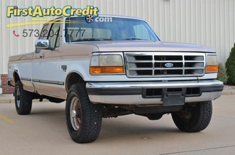 1996 ford f 250 for sale carsforsale 1996 ford f 250 for sale in jackson mo publicscrutiny Images