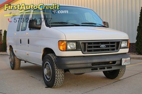 2004 Ford E-Series Cargo for sale in Jackson, MO