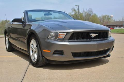 2011 Ford Mustang for sale in Jackson, MO