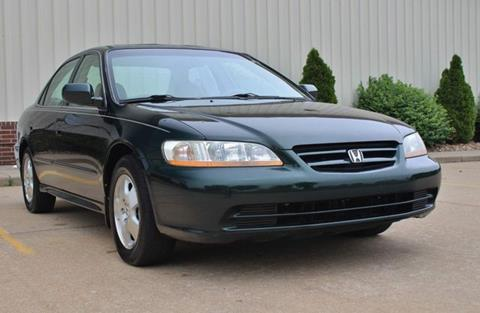 2001 Honda Accord for sale in Jackson, MO