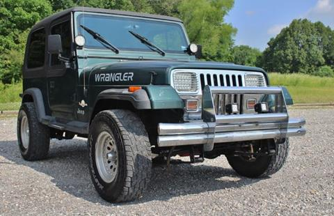 1993 Jeep Wrangler for sale in Jackson, MO
