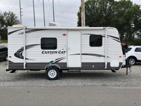 2015 Palomino Canyon Cat for sale in Jackson, MO