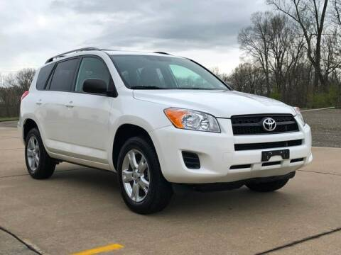 2012 Toyota RAV4 for sale at First Auto Credit in Jackson MO
