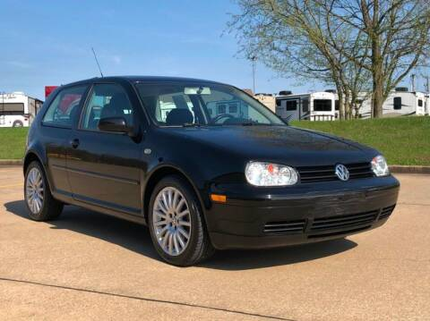 2004 Volkswagen GTI 1.8T for sale at First Auto Credit in Jackson MO